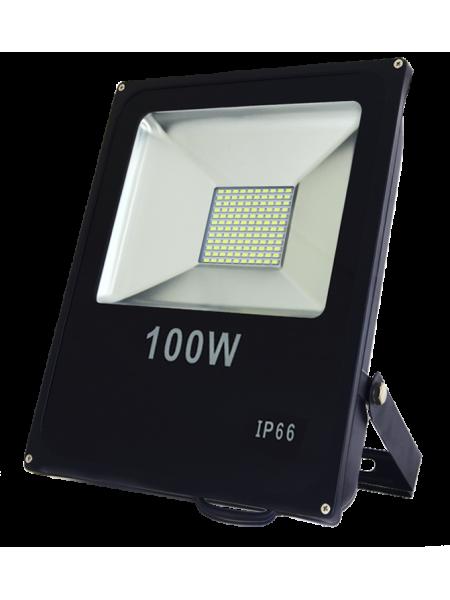 Светодиодный прожектор BIOM 100W S2-SMD-100-Slim 6500К 220V IP65