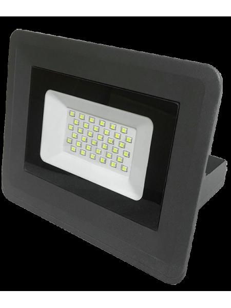 Светодиодный прожектор BIOM 50W S4-SMD-50-Slim 6500К 220V IP65
