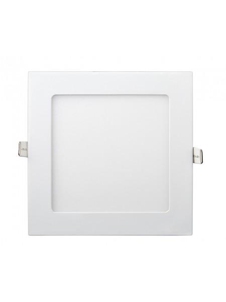 Светильник светодиодный Biom PL-S6 W 6Вт квадратный белый/теплый белый