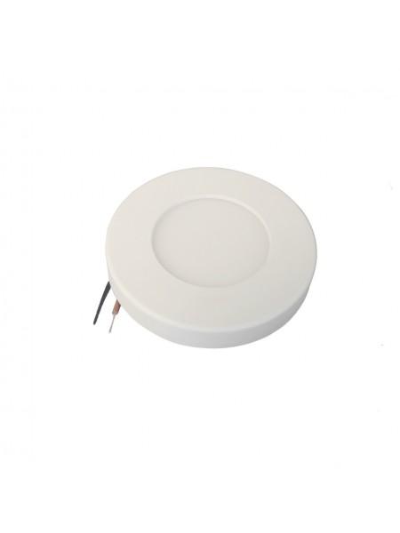 Светильник светодиодный Biom SF-R7 W 7Вт 5000K накладной