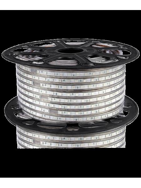 Светодиодная лента JL 5730-52 WW 220В IP68 теплый белый, герметичная, 1м