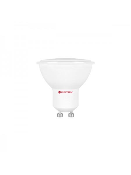 Лампа светодиодная MR-16 LR-5 5W GU10 4000K алюмопл. корп. A-LR-0553