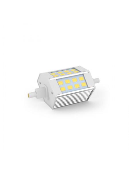 Лампа светодиодная линейная LL-24 5W R7s 4000K алюм. корп. A-LL-1728
