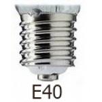 Тип цоколя E40